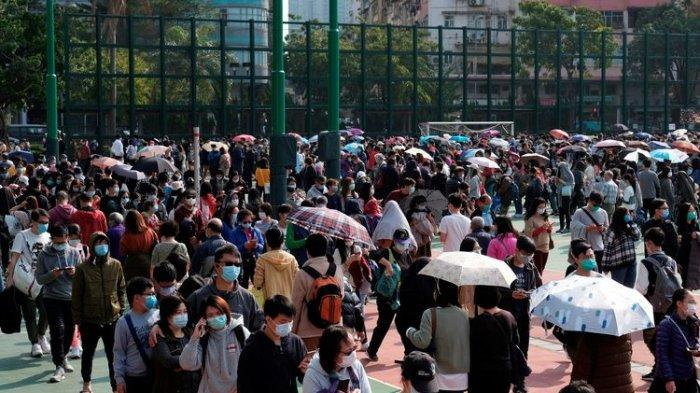 VIRAL TERPOPULER: Cara Jitu Hong Kong Tangani Corona Tanpa Lockdown hingga Keluarga Nikita Mirzani