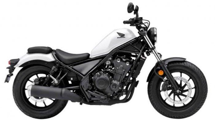 Warna Baru Honda Rebel Menambah Karakter 'Berani', Harga di Jatim dan NTT Tembus Rp 193 Juta