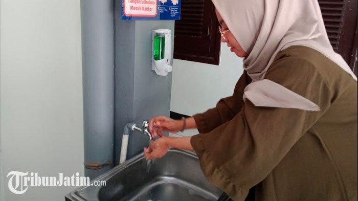 Pemkot Surabaya Terus Antisipasi Virus Corona, Dinkes Imbau Tenang dan Terapkan Pola Hidup Sehat