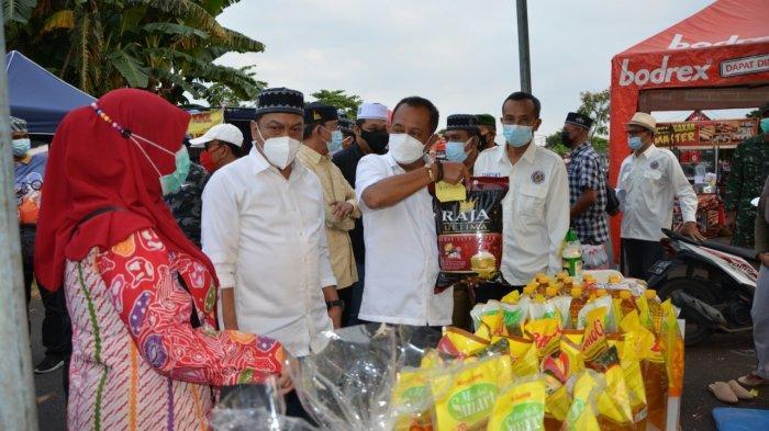 Wawali Cak Ji Izinkan Warga Surabaya Gelar Bazar Ramadhan: Menggerakkan Roda Perekonomian