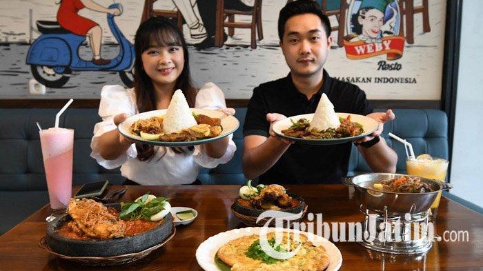 Cicipi Aneka Menu Tradisional Nikmat di Weby Resto Surabaya, Ada Sayur Asin dengan Cita Rasa Manis