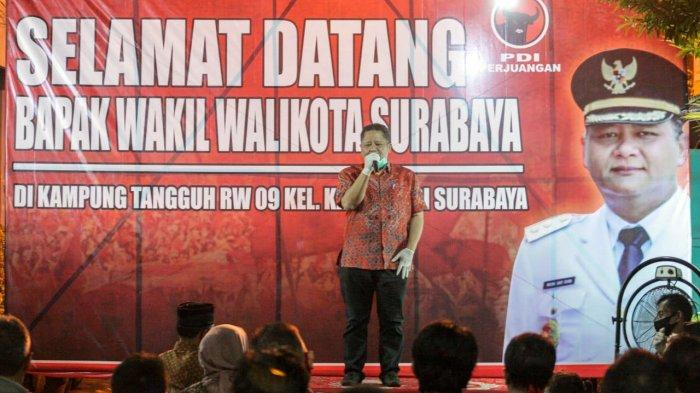 Tampung Kreatifitas Pemuda Surabaya, Wawali Whisnu Sakti Lahirkan Gagasan Festival Aspirasi