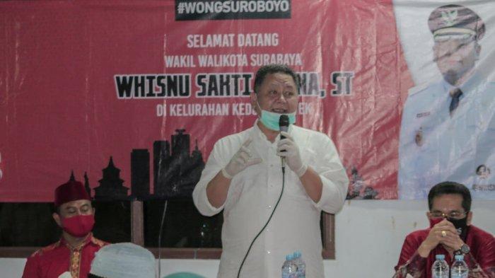 Tidak Dapat Undangan Debat, Whisnu Sakti Batal Datang