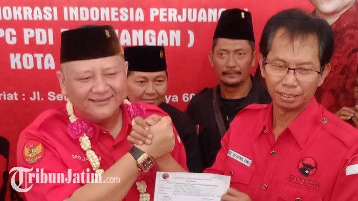 Tiga Kandidat dari Struktur Tidak Ikut Fit and Proper Test, DPD PDIP Jatim: Ideologi Sudah Teruji