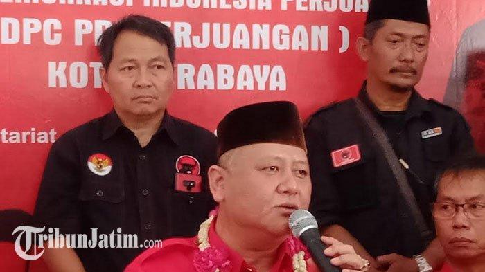 Serius Maju Pilwali Surabaya 2020, Whisnu Sakti Buana Akui Siap Terima Keputusan Rekomendasi PDIP