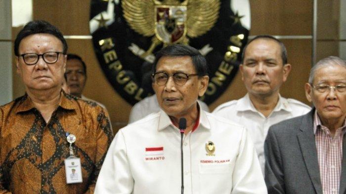 Kapolri Ungkap 4 Tokoh Nasional Target Pembunuhan di Aksi 22 Mei, Sebut Wiranto hingga Luhut Binsar