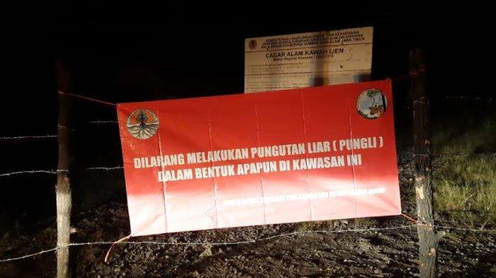 Antisipasi Pungli, Kawasan Kalipahit Bondowoso Diberi Pagar Kawat