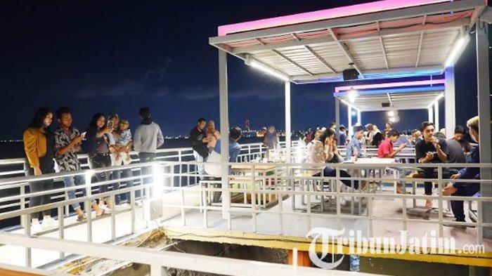 Harga Tiket Masuk Wisata Kutai Sukbar, Destinasi Baru di Madura, Bisa Kuliner Sambil Lihat Sunset