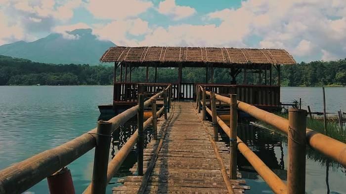 Wisata Ranu Klakah seperti di Danau Toba, Bisa Makan Ikan Bakar dan Jajal Perahu, Ini Harga Tiketnya
