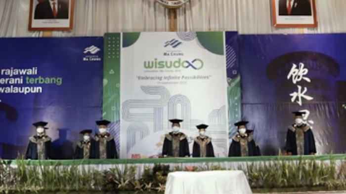 Universitas Ma Chung Gelar Wisuda X Saat Pandemi, Lebih Bermakna, Tak Boleh Terjebak Zona Nyaman