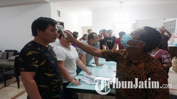 14 WNA China Masuk ke Jatim Lewat Juanda Ditemukan di Tulungagung, Begini Hasil Pemeriksaan Petugas