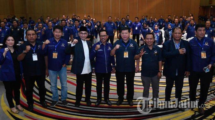 Partai NasDem Bersiap Gelar Konvensi Capres yang Akan Diusung Pada Pilpres 2024, Godok Mekanisme