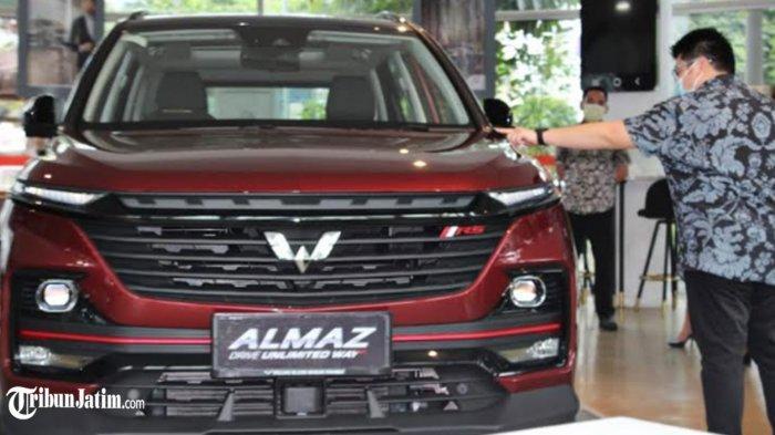 Pakar Nilai Wuling Tak Bisa Dipandang Sebelah Mata, Almaz RS Tombak Dobrak Pasar Otomotif Indonesia