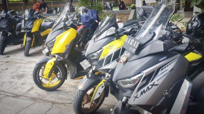 XMAX, Motor Yamaha Kelas Ultimate, Rasakan Sensasi Berkendara Moge Dengan Santai