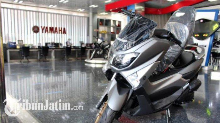 Yamaha Jatim Tawarkan Promo Super Dahsyat, Beli Nmax 2020 di November Ini Bisa Hemat 4 Jutaan