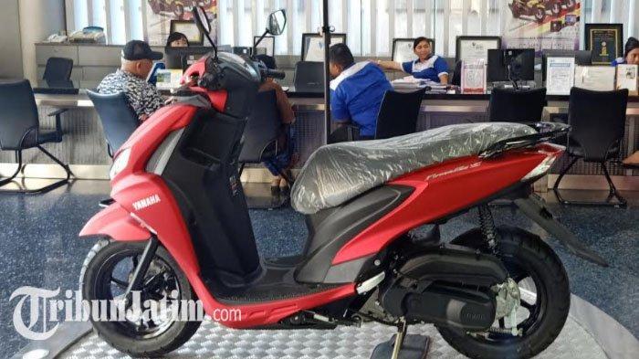 Mengenal Teknologi Blue Core Pada Yamaha FreeGo, Berkendara Penuh Power Serta Irit Bahan Bakar