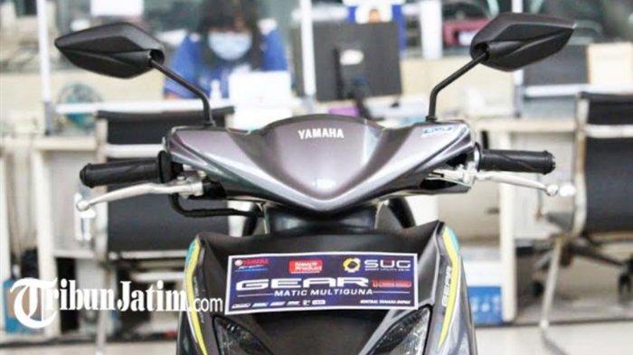 Yamaha Gear 125 Kesetrum Promo Murah Meriah, Harga Cuma Rp 28.000, DP 0 Rupiah