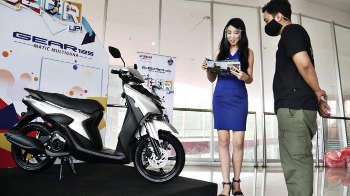 Gear 125, Skutermatik Terbaru Dari Yamaha Yang Punya Banyak Fitur Menarik