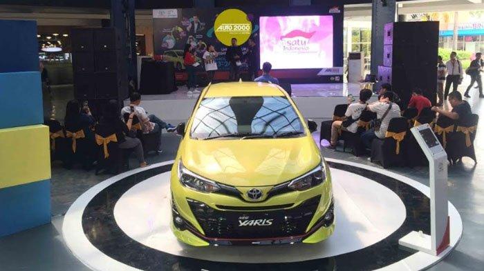 Cocok Buat Kaum Milenial, Auto2000 Tawarkan Promo Program EZDeal untuk Pecinta Toyota Raize & Yaris