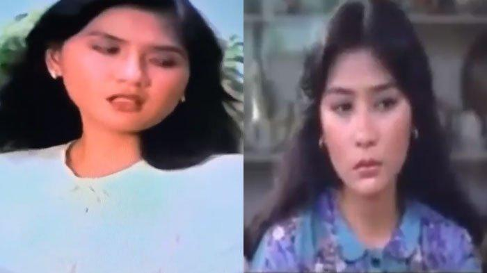 Lawan Main Rhoma Irama di 'Gitar Tua' Dulu Jadi Aktris Mahal, Kini Nasib Berubah, Rela Jual Martabak