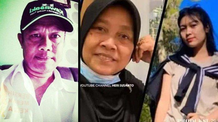 Yosef suami Tuti dan ayah Amalia dua korban tewas mengenaskan di bagasi Toyota Alphard di Subang