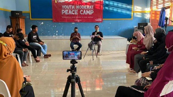 Bentengi Milenial dari Paham Radikal Teror, IMM Jatim Gelar Cangkrukan 'Youth Moderat & Peace Camp'