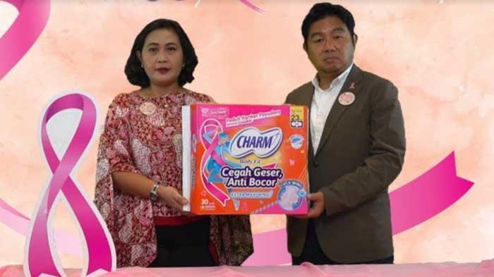 Dukung Keselamatan Perempuan, Uni-Charm Luncurkan Produk Pembalut Kemasan Edukasi Kanker Payudara