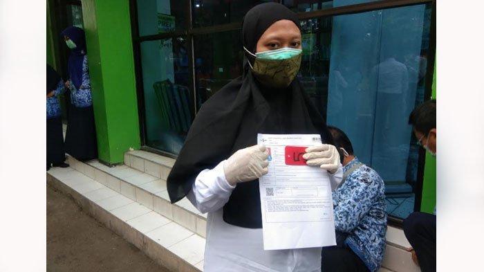 Semangat Ibu Hamil Tua di Lumajang Ikuti Tes CPNS, Ungkap Aksi Nekat Dilakukan Demi Jadi ASN