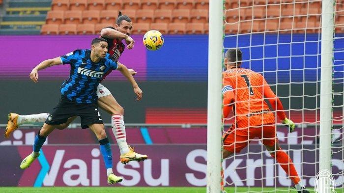 Sering Dicap Suka Bengong, Handanovic Justru Raih Rekor Menawan Saat Kalahkan AC Milan