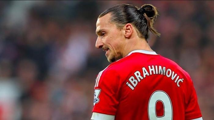 Nasib Zlatan Ibrahimovic di Manchester United Terungkap