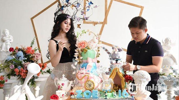 Tren Custom Cake 4D untuk Rayakan Ulang Tahun, Dibuat Animasi hingga Bisa Bergerak
