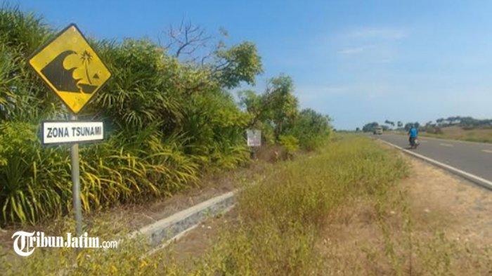 14 Desa di Kabupaten Jember Masuk Kawasan Rawan Bencana Tsunami, BPBD Lakukan Mitigasi