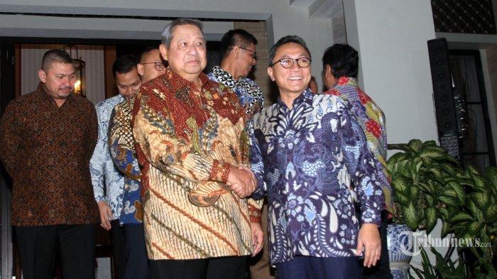 Cerita SBY tentang Hubungannya dengan Megawati yang Belum Pulih