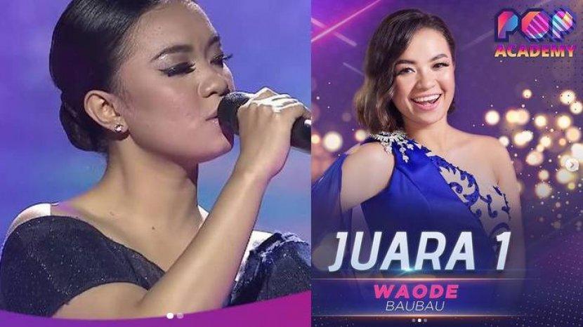 Download Lagu Mp3 Cinta Tiada Tapi Waode Pop Academy Dilengkapi Lirik Ciptaan Melly Goeslaw Tribun Jatim