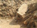 batu-andesit-berlubang-di-bagian-tengah-yang-ditemukan-tim-arkeolog-bpcb-jatim-di-situs-kumitir.jpg