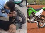 foto-kondisi-wanita-yang-tangannya-terjerat-roda-dan-ilustrasi-motor-klx.jpg