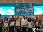 Disperindag Jatim Gelar Forum Komunikasi & Temu Bisnis, Bahas Masalah Pengembangan Industri Agro