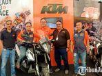 Hadir di lIMS Surabaya 2019, KTM Kenalkan Big Bike Seri KTM 790