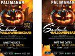 Rayakan Hallowen, Spooctacular Halloween Bazaar Hadir Berlatar Lapangan Golf di Surabaya Barat