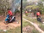 video-viral-dua-remaja-pasuruan-trek-trekan-di-makam-facebook-ecko-zuzanto.jpg