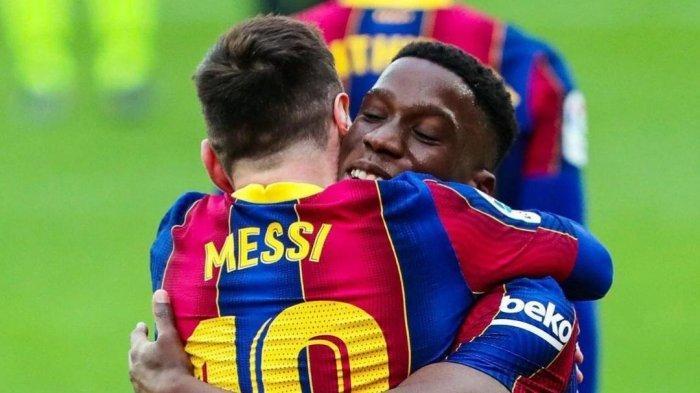 Inilah Wonderkid Barcelona Ilaix Moriba yang Digadang-gadang Jadi Bintang Masa Depan Barca