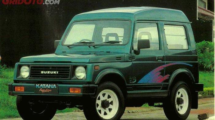 10 Rekomendasi Mobil Bekas dengan Harga di bawah Rp30 Juta, Suzuki Katana hingga Toyota Corona