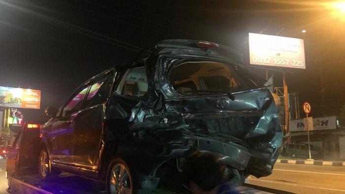 FAKTA-fakta  hingga Kronologi Kecelakaan Karambol 10 Mobil di Ring Road Utara Monjali