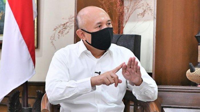 Menteri Koperasi dan UKM Teten Masduki.