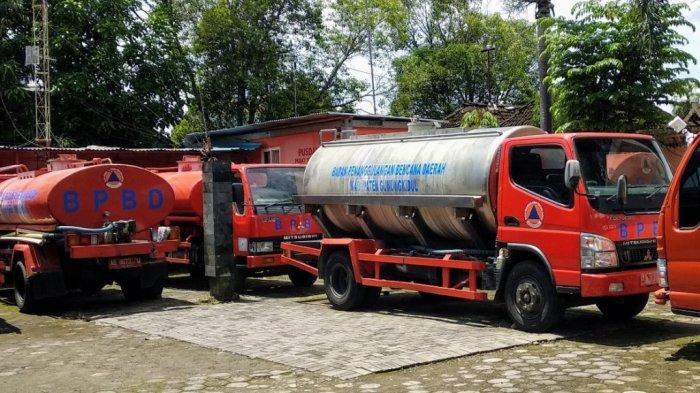 127 Ribu Warga Berpotensi Alami Kekeringan, BPBD Gunungkidul Siapkan 2.200 Tangki Air