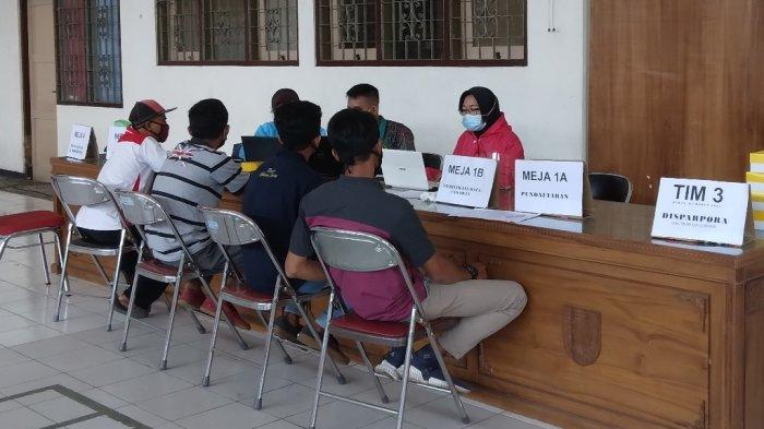 133 Pelaku Wisata di Kabupaten Magelang Jalani Vaksinasi Covid-19