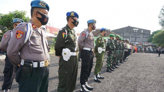 Sebanyak 148 Personel Polres Magelang Kota Diterjunkan Amankan Natal dan Tahun Baru