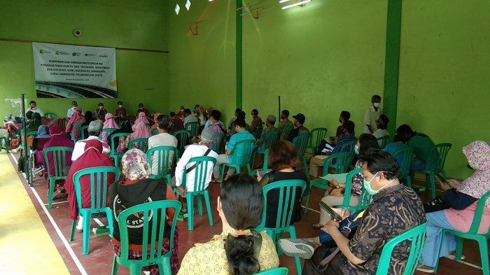 15 Desa di Klaten Sudah Terima Pembayaran UGR Tol Yogyakarta-Solo, Nilainya Rp855 Miliar
