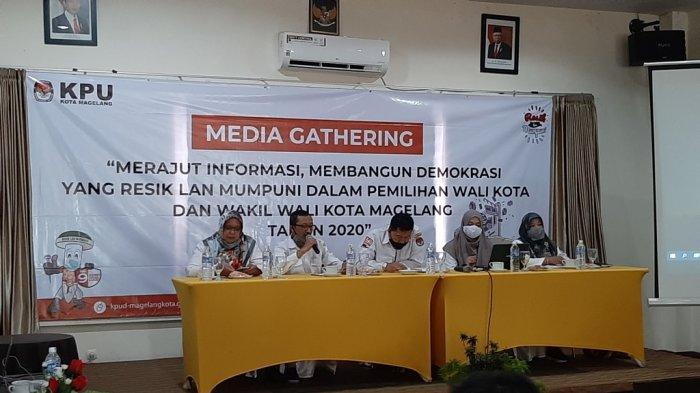 1.631 Petugas KPPS Direkrut Bertugas di 233 TPS di Kota Magelang