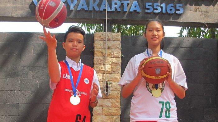 Perbasi DIY Apresiasi Dua Atlet Basket Putri DI Yogyakarta Dipanggil Timnas Indonesia